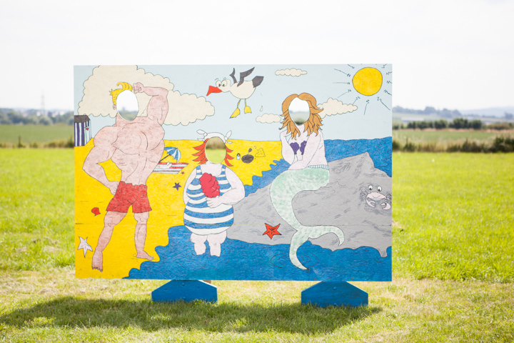 28 Seaside Themed Wedding By Charlotte Razzell