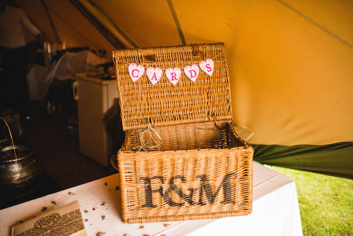 28 Tipi Wedding By Kyle Hassall Photography