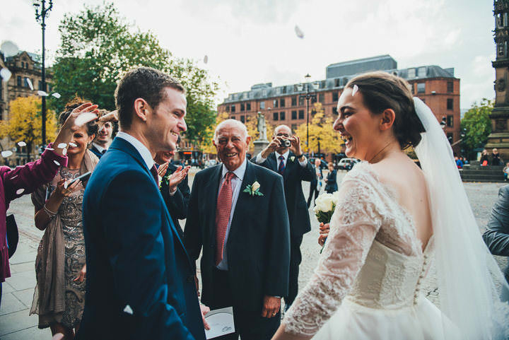 29 Manchester Wedding By Nicola Thompson Photography