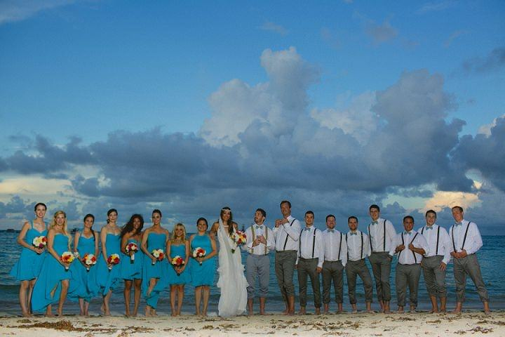 29 Wedding in the Dominican Republic. By Katya Nova Photography