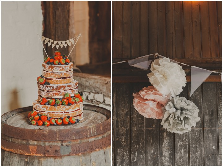 3 Barn Wedding By J and M Photography