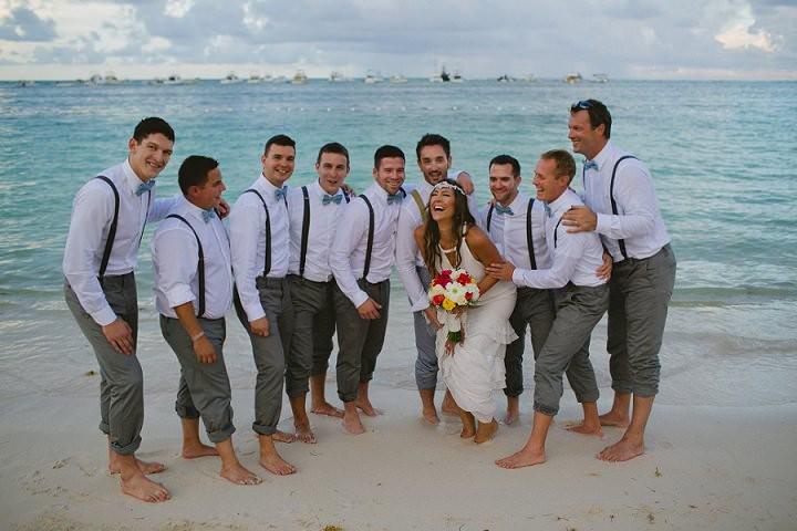 3 Wedding in the Dominican Republic. By Katya Nova Photography