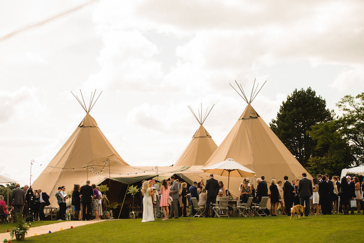 30 Tipi Wedding By Kyle Hassall Photography