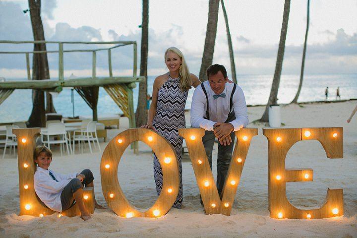 30 Wedding in the Dominican Republic. By Katya Nova Photography