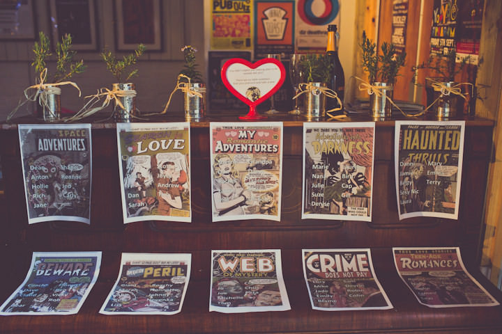 31 Horror Movie Themed Wedding By Carly Bevan