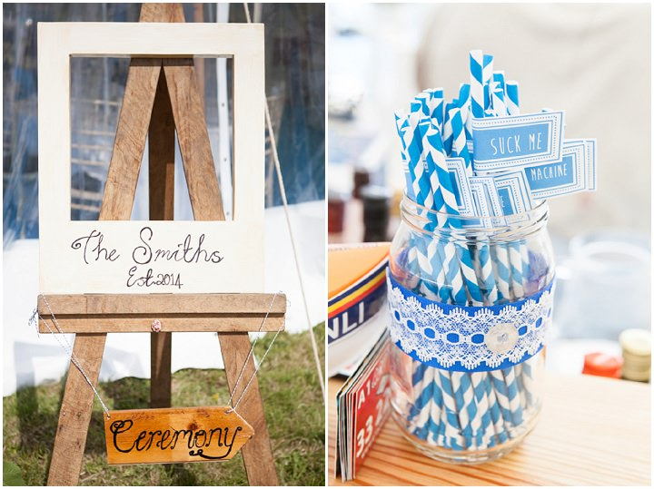 31 Seaside Themed Wedding By Charlotte Razzell