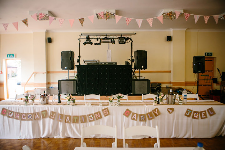 32 Rustic Village Hall Wedding By Sarah Wayte Photography