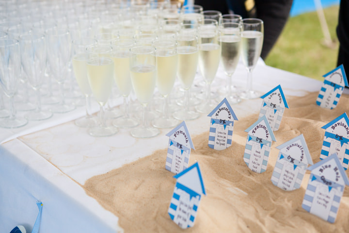 32 Seaside Themed Wedding By Charlotte Razzell
