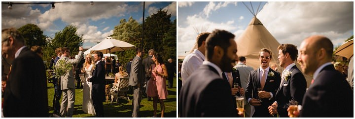 32 Tipi Wedding By Kyle Hassall Photography