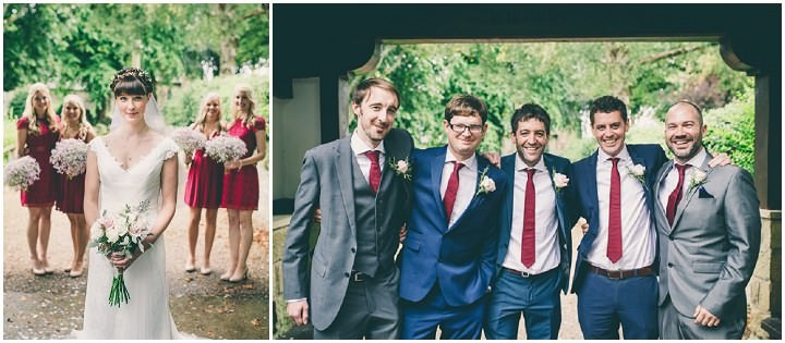 33 Country Yorkshire Wedding By Neil Jackson Photographic