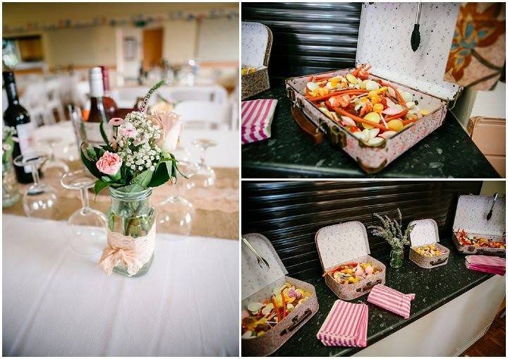 33 Rustic Village Hall Wedding By Sarah Wayte Photography