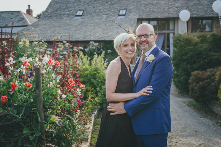 37 Bonkers Barn Wedding With a Black Wedding Dress by Helen Lisk