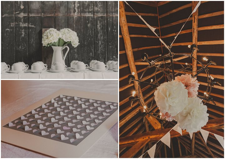 38 Barn Wedding By J and M Photography