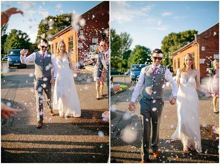 42 Rustic Village Hall Wedding By Sarah Wayte Photography