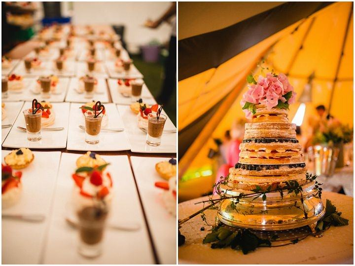 42 Tipi Wedding By Kyle Hassall Photography