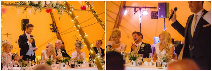 44 Tipi Wedding By Kyle Hassall Photography