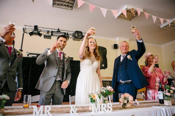 45 Rustic Village Hall Wedding By Sarah Wayte Photography