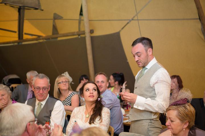 46 DIY Tipi Wedding By Feeling Groovy Photography