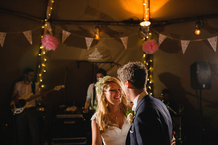 46 Tipi Wedding By Kyle Hassall Photography