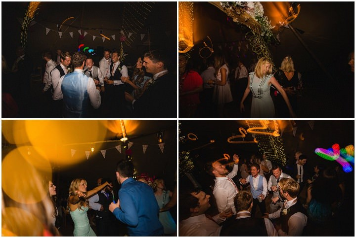 48 Tipi Wedding By Kyle Hassall Photography