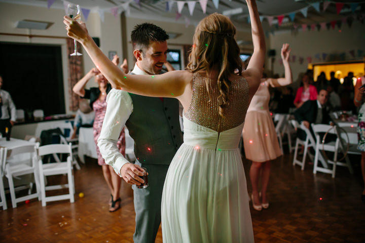 53 Rustic Village Hall Wedding By Sarah Wayte Photography