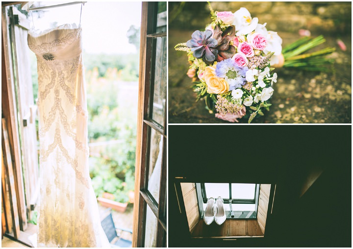 6 Vintage Loving Farm Wedding By Neverland Photography