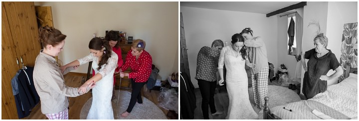 9 DIY Tipi Wedding By Feeling Groovy Photography