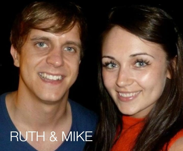 Ruth and Mike