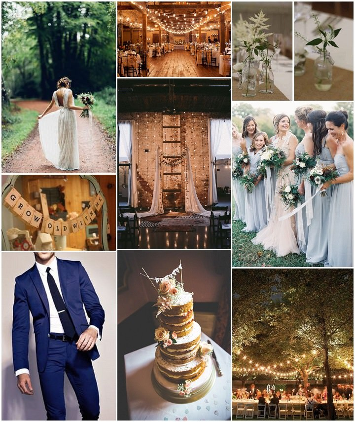 Ruth and Mike Wedding ideas