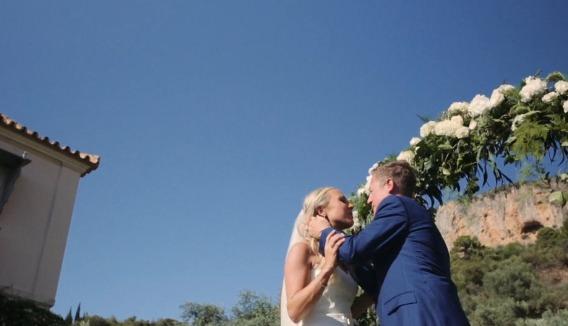 Film Club: Tanya and Adam's Sunny Marbella Wedding by Studio Krrusel
