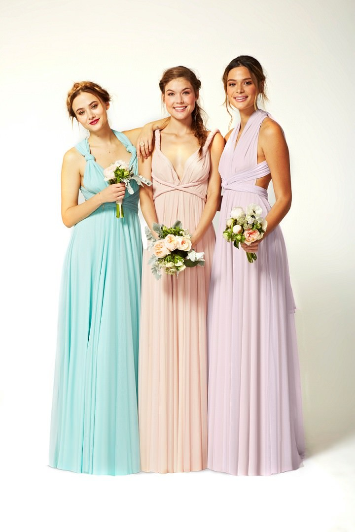 Two Birds Bridesmaid Dresses