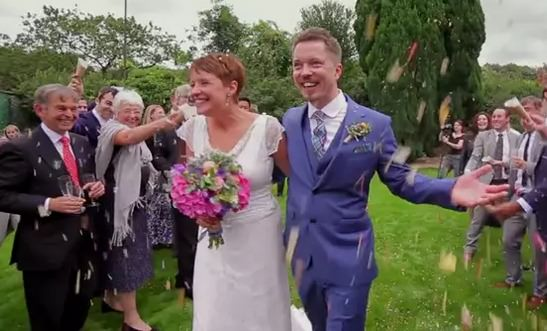 Film Club: Claire & Hugh's Gorgeous Tipi Wedding by Adam Galwas Productions
