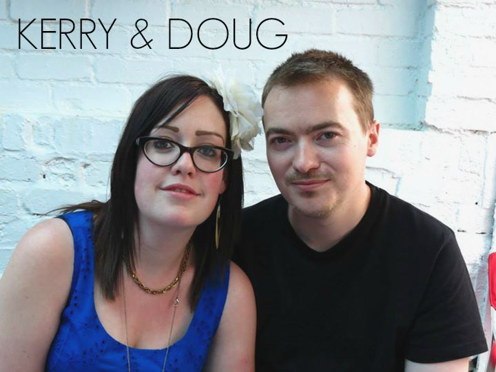 Diary of a Boho Bride - Kerry and Doug, Entry 6: The Wedding Vows