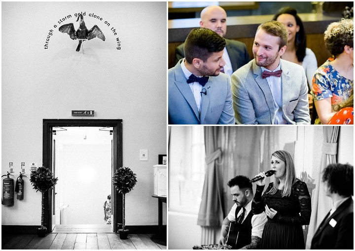 13 Art Loving Wedding By David Walters Photography