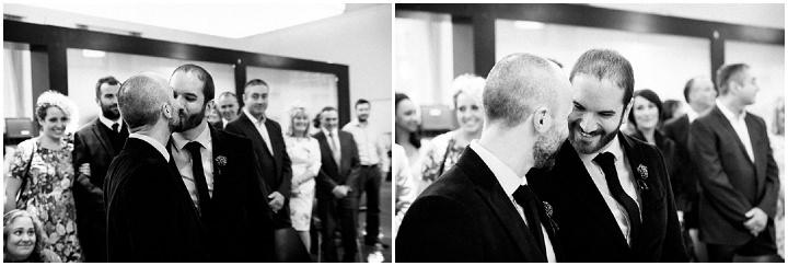 15 Art Loving Wedding By David Walters Photography