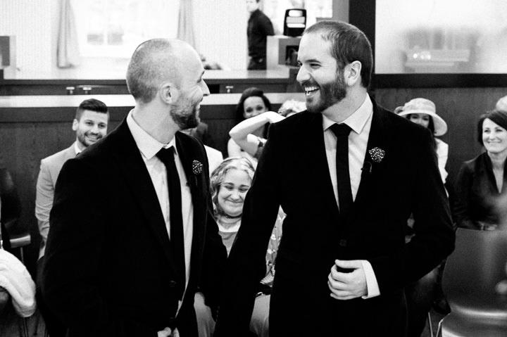 16 Art Loving Wedding By David Walters Photography
