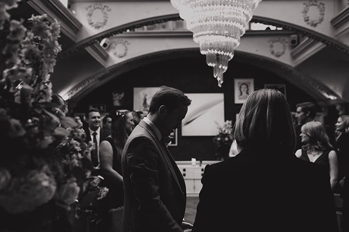 18 London City Wedding at the Groucho Club By Paul Joseph Photography