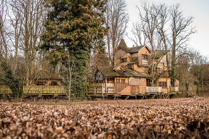 2 Treehouse Wedding By Andy Hudson Photography
