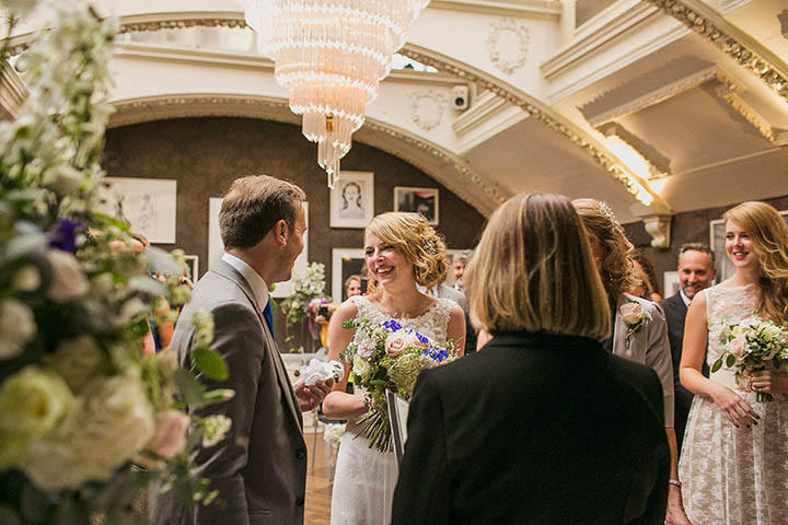 20 London City Wedding at the Groucho Club By Paul Joseph Photography