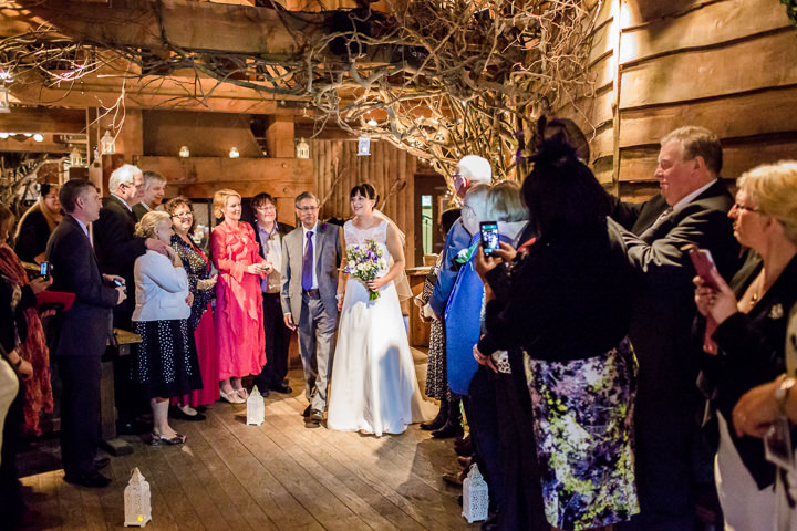 20 Treehouse Wedding By Andy Hudson Photography