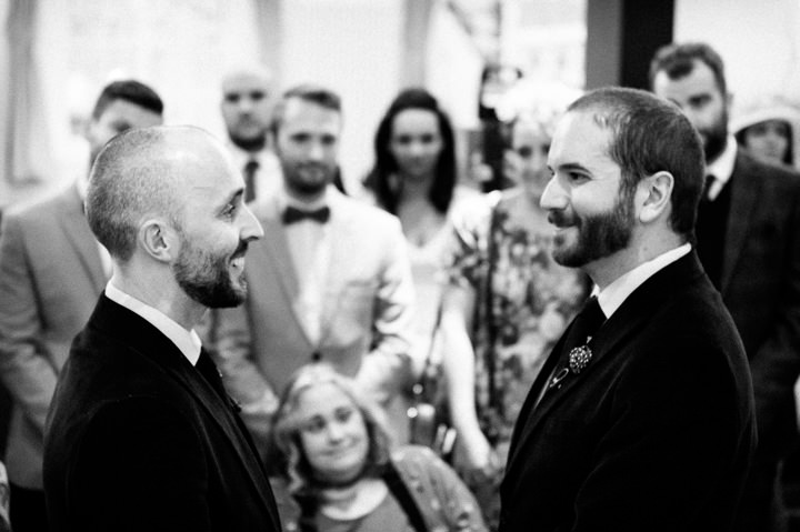 21 Art Loving Wedding By David Walters Photography