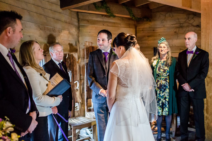 21 Treehouse Wedding By Andy Hudson Photography