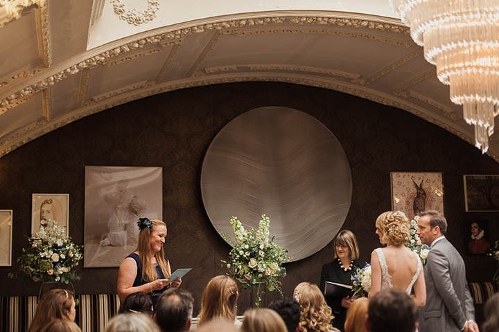 22 London City Wedding at the Groucho Club By Paul Joseph Photography