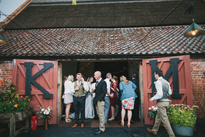 23 Handmade Barn Wedding By Amanda Curd Photography