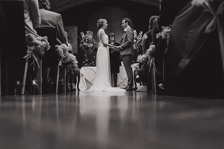 23 London City Wedding at the Groucho Club By Paul Joseph Photography