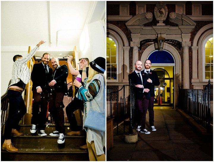 24 Art Loving Wedding By David Walters Photography