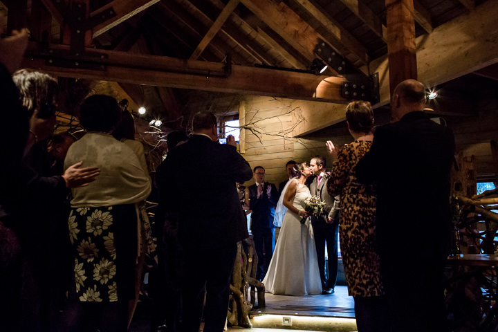 25 Treehouse Wedding By Andy Hudson Photography