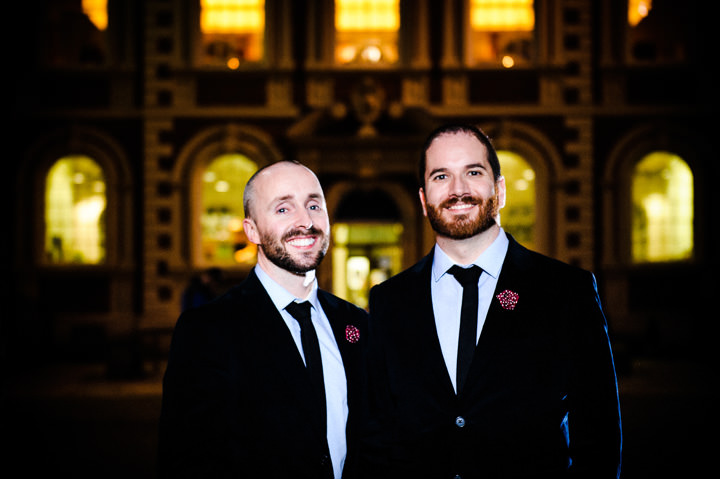 26 Art Loving Wedding By David Walters Photography