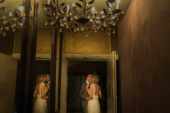 26 London City Wedding at the Groucho Club By Paul Joseph Photography