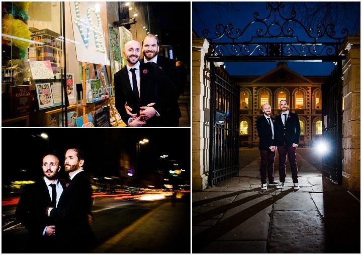 27 Art Loving Wedding By David Walters Photography